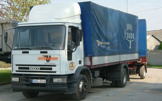 Two-axle vehicles